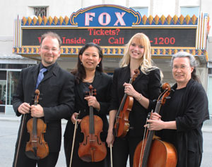 Formal Quartet Portrait