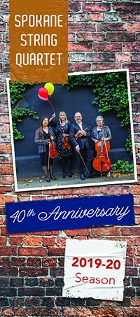 Concert dates announced for 40th anniversary season